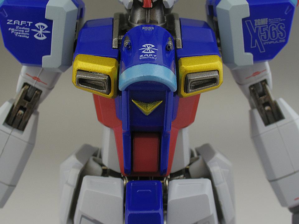 METAL ROBOT魂 インパルスガンダム114