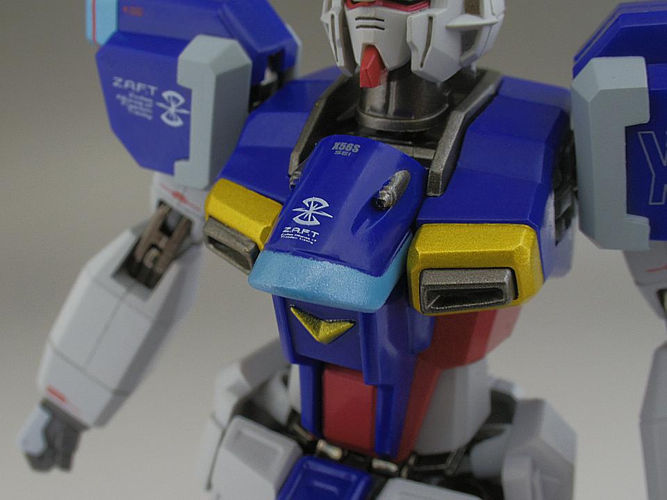 METAL ROBOT魂 インパルスガンダム115
