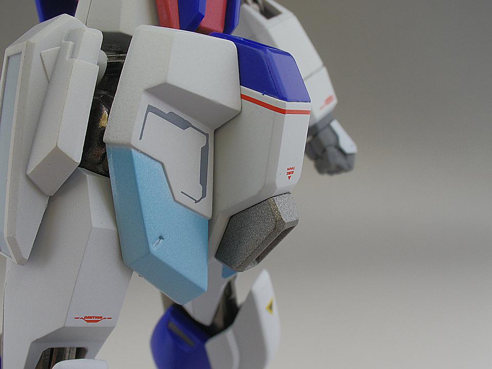 METAL ROBOT魂 インパルスガンダム117