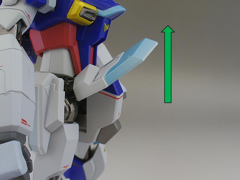 METAL ROBOT魂 インパルスガンダム118