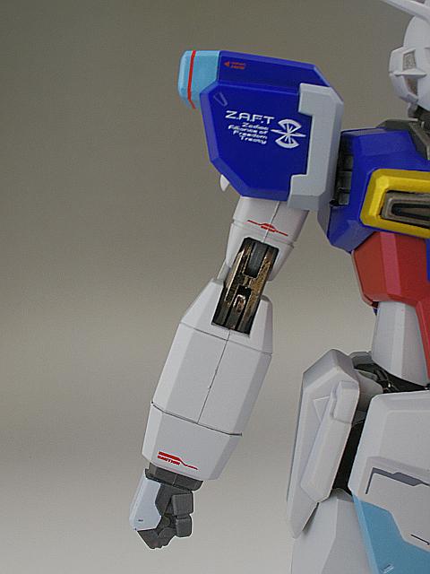 METAL ROBOT魂 インパルスガンダム128