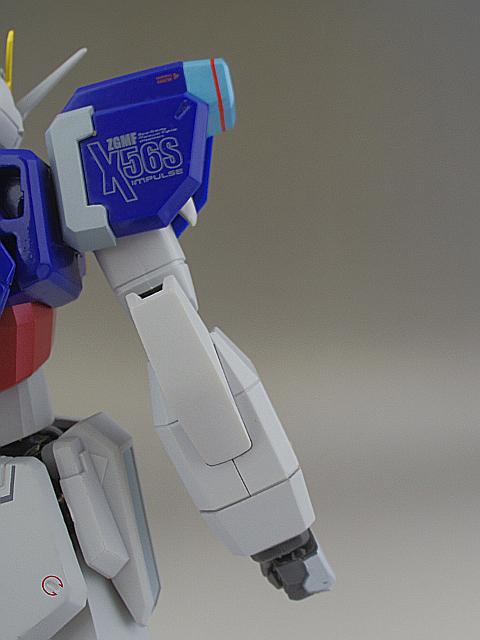 METAL ROBOT魂 インパルスガンダム129