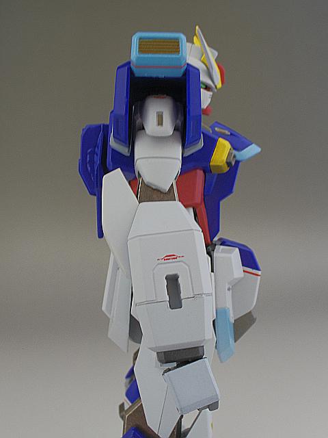 METAL ROBOT魂 インパルスガンダム130