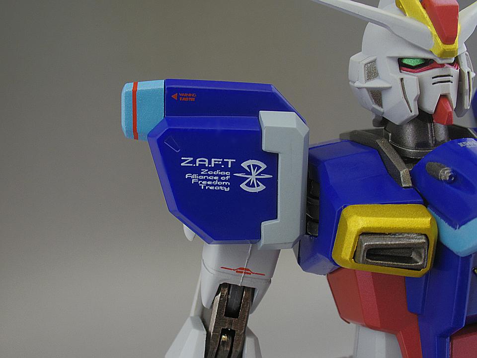 METAL ROBOT魂 インパルスガンダム131