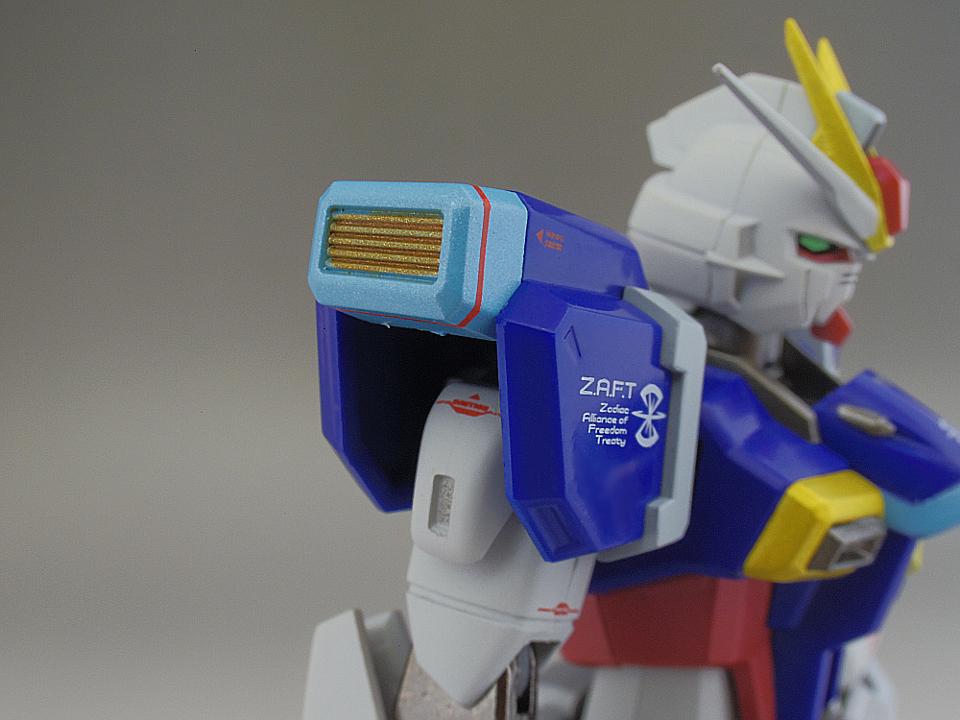 METAL ROBOT魂 インパルスガンダム133