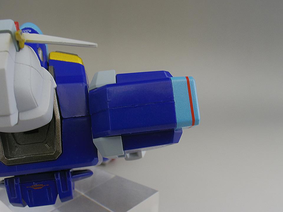 METAL ROBOT魂 インパルスガンダム134