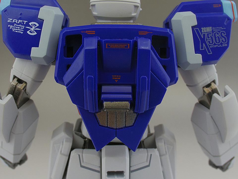 METAL ROBOT魂 インパルスガンダム122