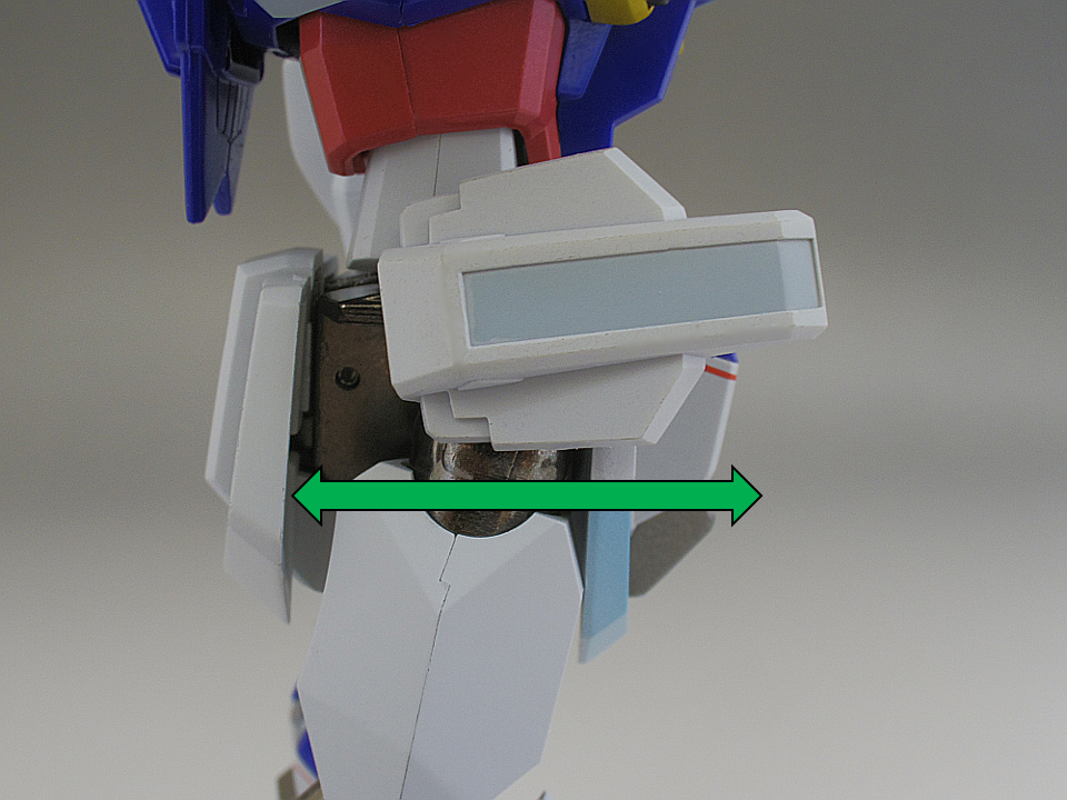 METAL ROBOT魂 インパルスガンダム126