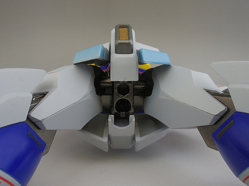 METAL ROBOT魂 インパルスガンダム127