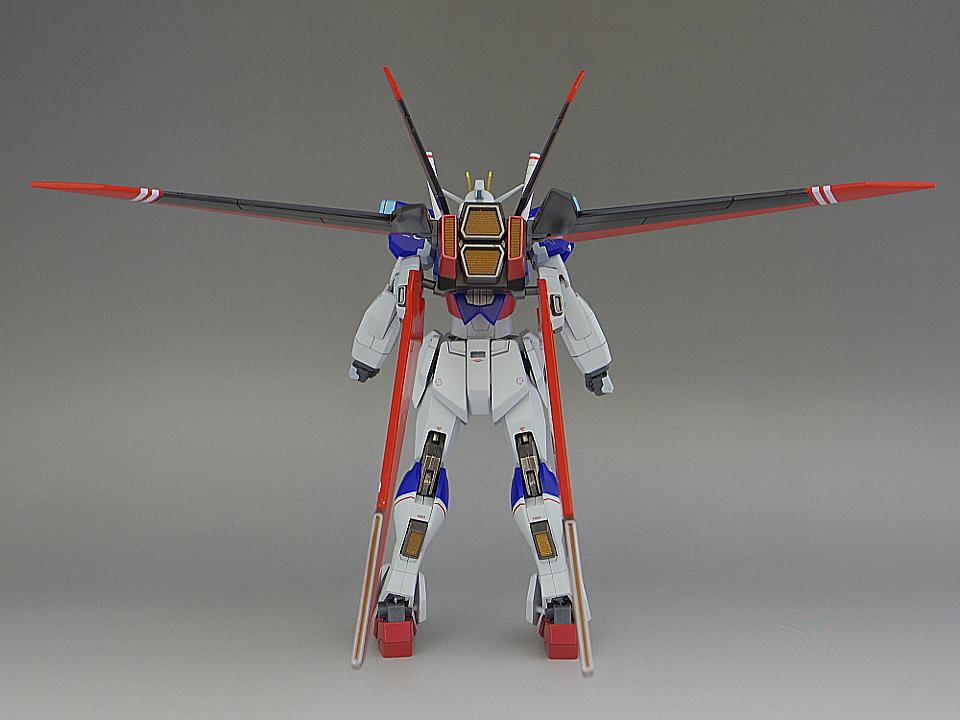 METAL ROBOT魂 インパルスガンダム150