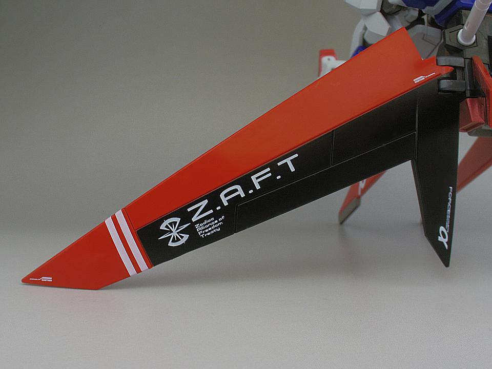 METAL ROBOT魂 インパルスガンダム154
