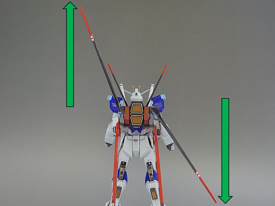METAL ROBOT魂 インパルスガンダム155