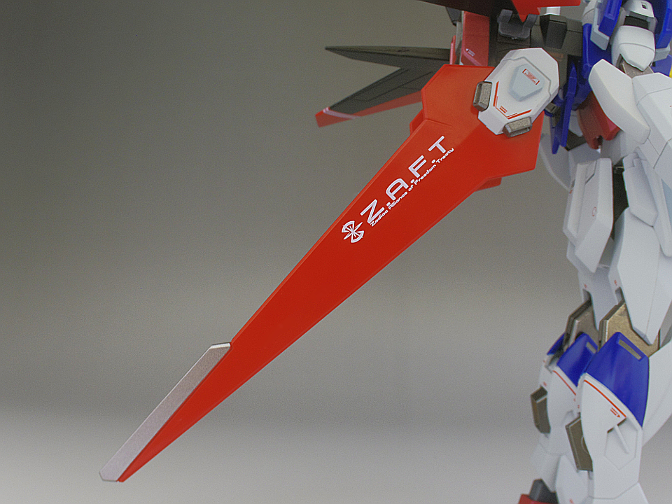 METAL ROBOT魂 インパルスガンダム156