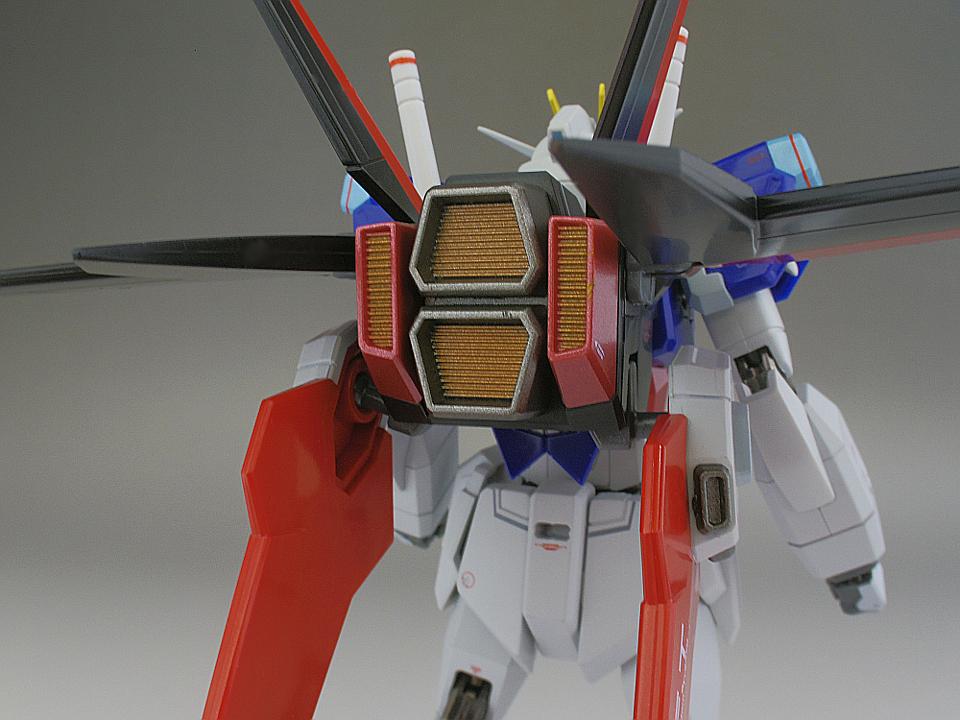 METAL ROBOT魂 インパルスガンダム160