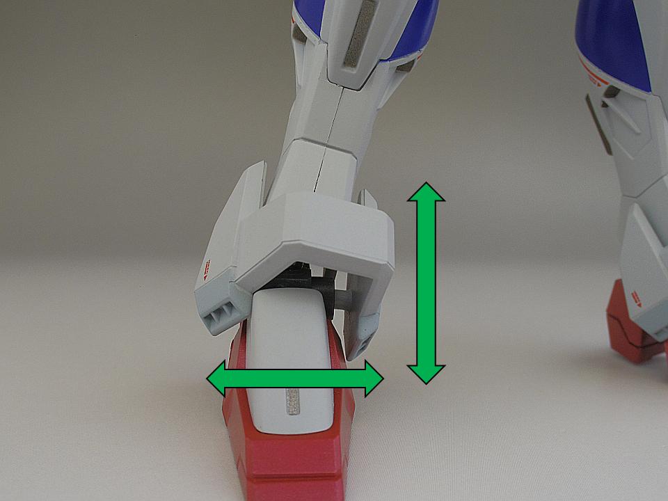 METAL ROBOT魂 インパルスガンダム143