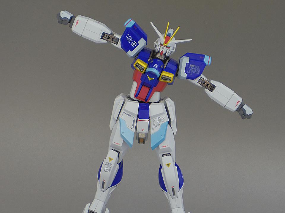 METAL ROBOT魂 インパルスガンダム179