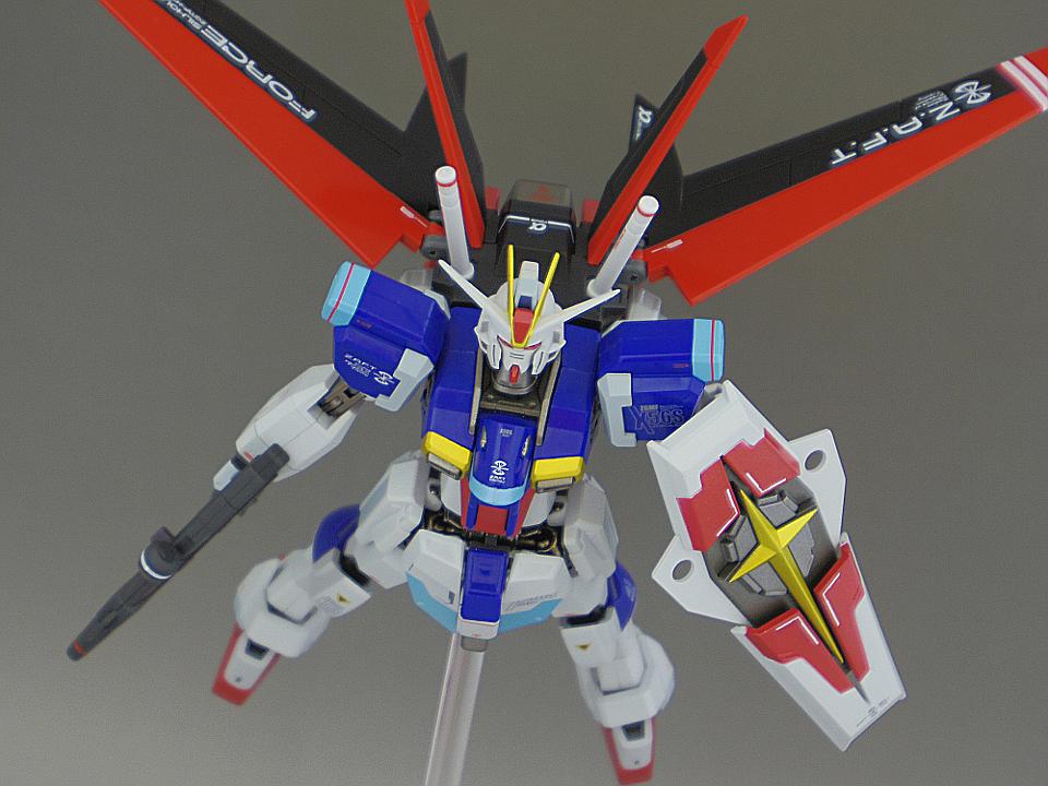METAL ROBOT魂 インパルスガンダム187
