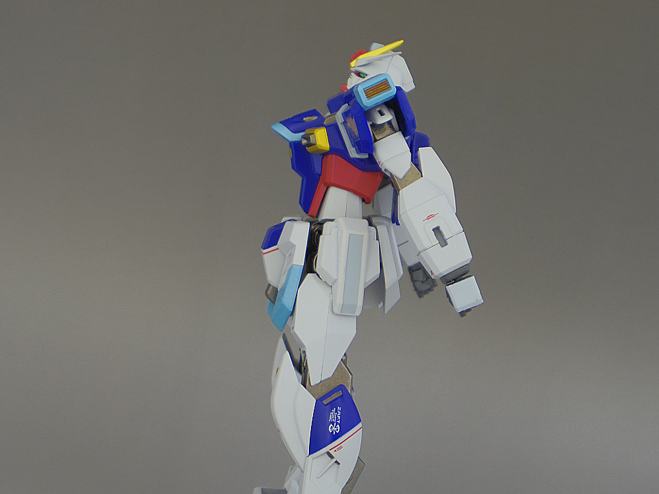 METAL ROBOT魂 インパルスガンダム181