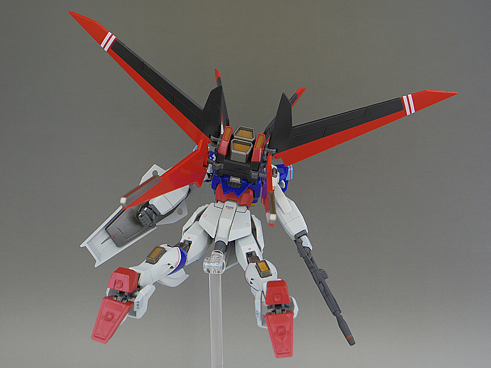 METAL ROBOT魂 インパルスガンダム185