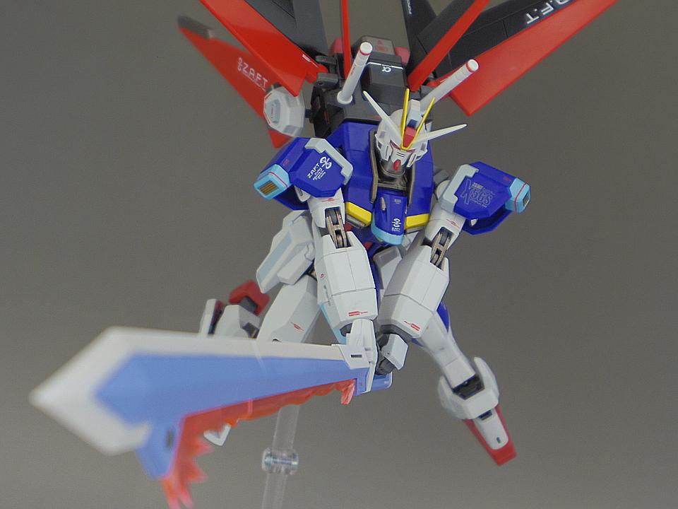 METAL ROBOT魂 インパルスガンダム201