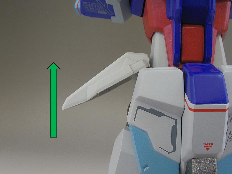 METAL ROBOT魂 インパルスガンダム125