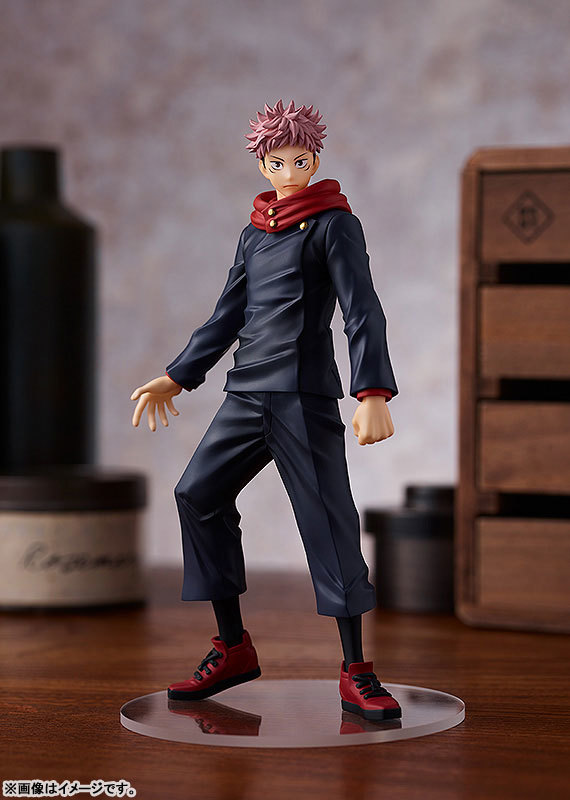 POP UP PARADE 呪術廻戦 虎杖悠仁 完成品フィギュアFIGURE-127416_01