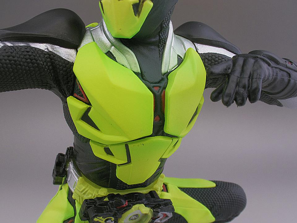 英雄勇像 仮面ライダーゼロワン リアライジングホッパー_1018