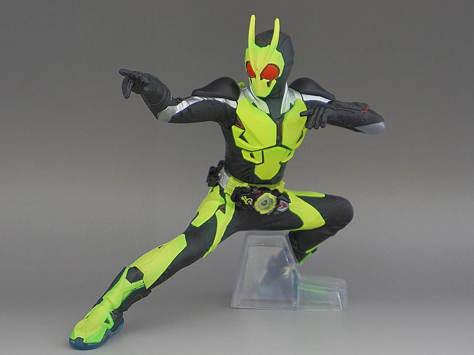 英雄勇像 仮面ライダーゼロワン リアライジングホッパー_1033
