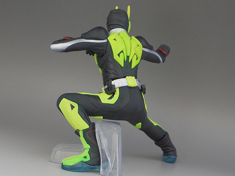 英雄勇像 仮面ライダーゼロワン リアライジングホッパー_1035