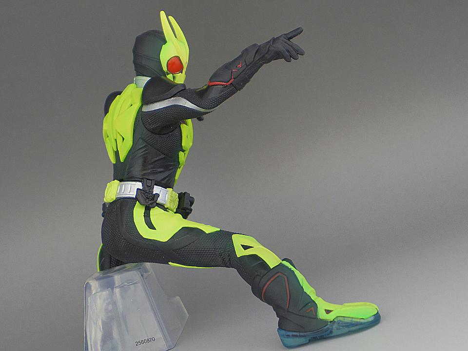 英雄勇像 仮面ライダーゼロワン リアライジングホッパー_1037