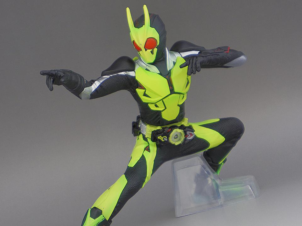 英雄勇像 仮面ライダーゼロワン リアライジングホッパー_1038