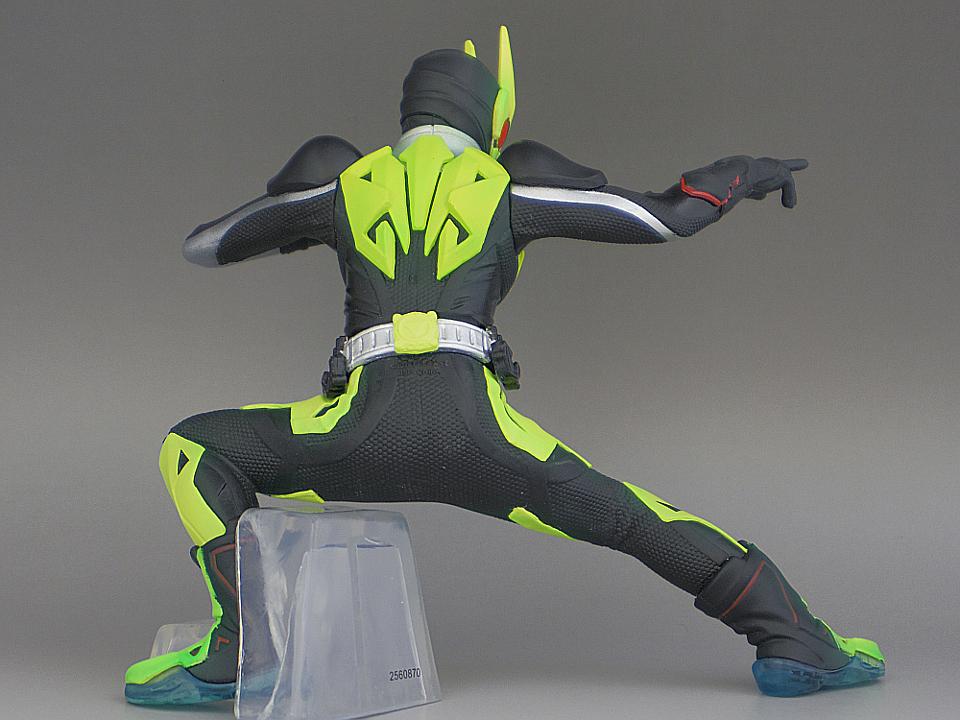 英雄勇像 仮面ライダーゼロワン リアライジングホッパー_1040