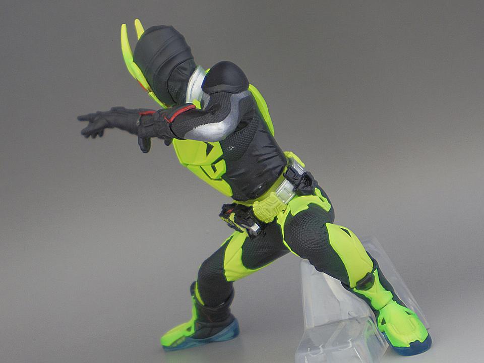 英雄勇像 仮面ライダーゼロワン リアライジングホッパー_1048