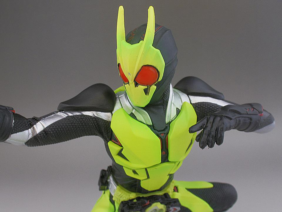 英雄勇像 仮面ライダーゼロワン リアライジングホッパー_1051