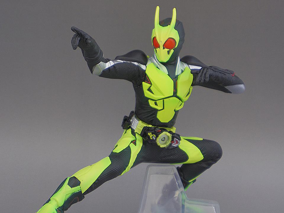 英雄勇像 仮面ライダーゼロワン リアライジングホッパー_1041