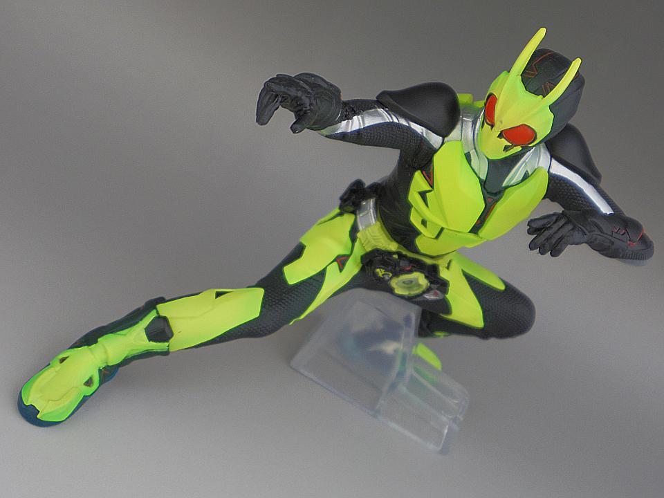 英雄勇像 仮面ライダーゼロワン リアライジングホッパー_1042
