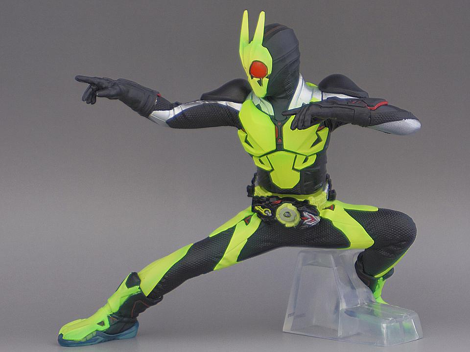 英雄勇像 仮面ライダーゼロワン リアライジングホッパー_1046