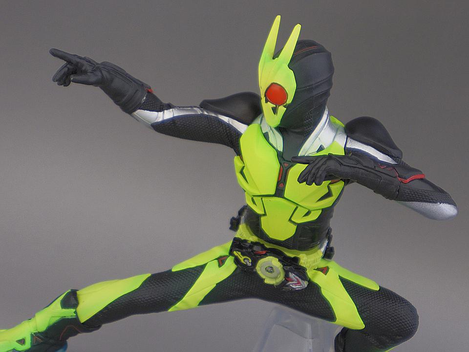 英雄勇像 仮面ライダーゼロワン リアライジングホッパー_1047