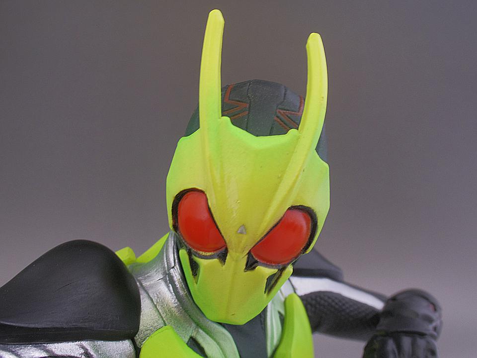 英雄勇像 仮面ライダーゼロワン リアライジングホッパー_1012