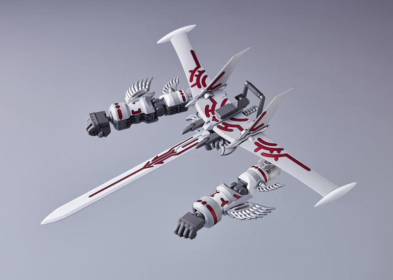 0017_アトランジャーΩ プラモデル