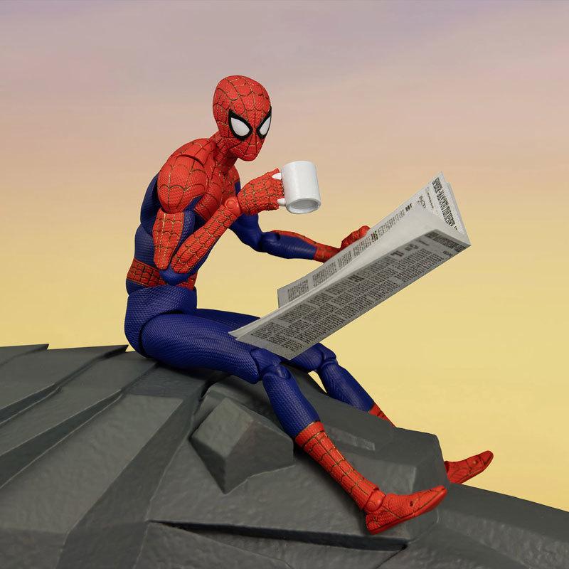 スパイダーマン:スパイダーバース SVアクション ピーター・B・ パーカースパイダーマン アクションフィギュアFIGURE-128356_01