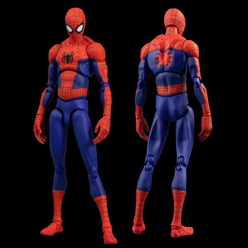 スパイダーマン:スパイダーバース SVアクション ピーター・B・ パーカースパイダーマン アクションフィギュアFIGURE-128356_02