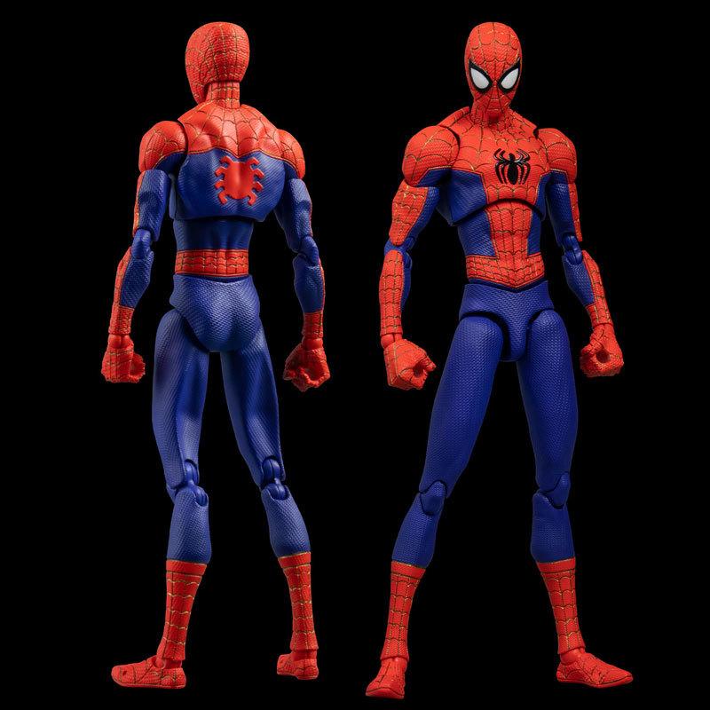 スパイダーマン:スパイダーバース SVアクション ピーター・B・ パーカースパイダーマン アクションフィギュアFIGURE-128356_03