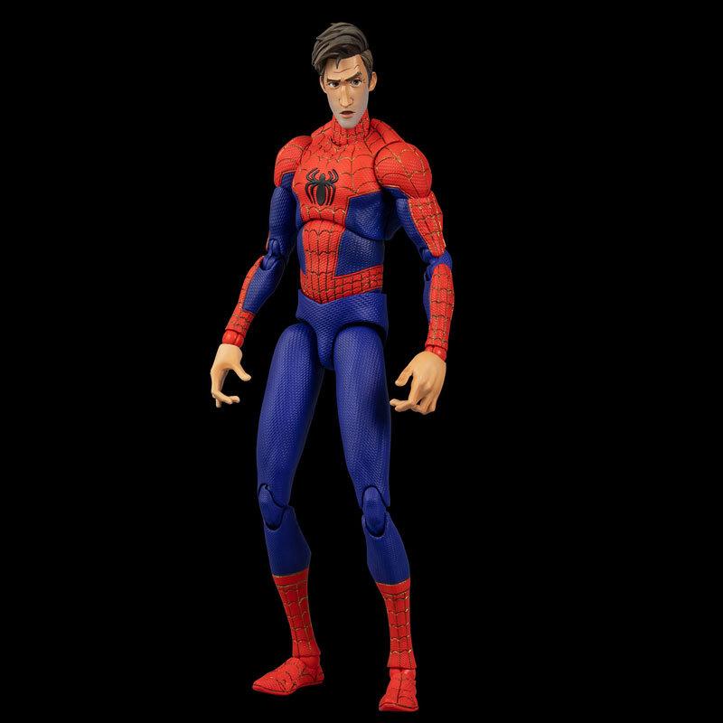 スパイダーマン:スパイダーバース SVアクション ピーター・B・ パーカースパイダーマン アクションフィギュアFIGURE-128356_04