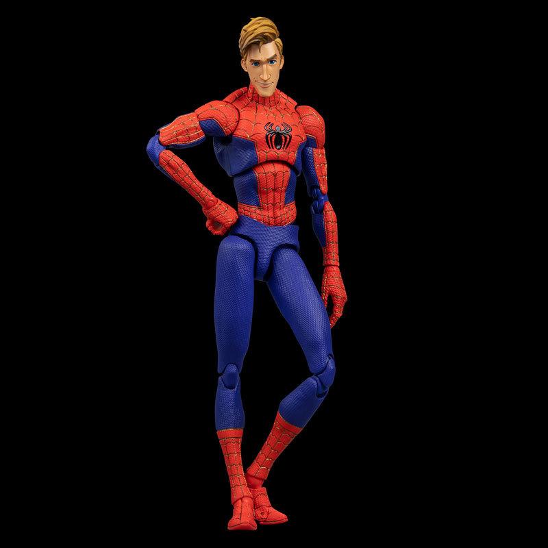 スパイダーマン:スパイダーバース SVアクション ピーター・B・ パーカースパイダーマン アクションフィギュアFIGURE-128356_05