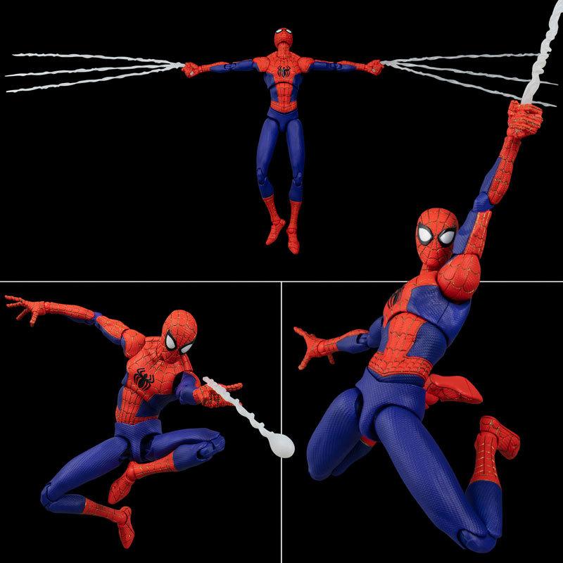 スパイダーマン:スパイダーバース SVアクション ピーター・B・ パーカースパイダーマン アクションフィギュアFIGURE-128356_07