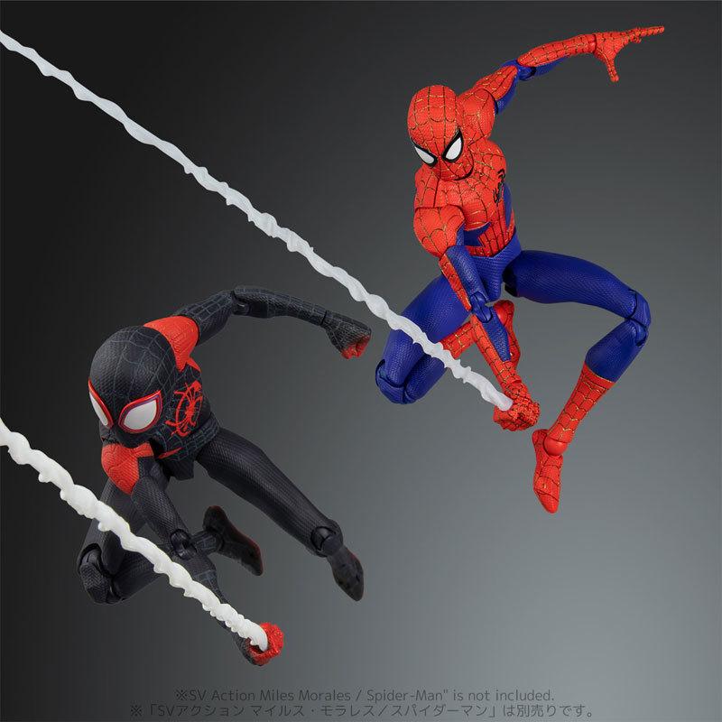スパイダーマン:スパイダーバース SVアクション ピーター・B・ パーカースパイダーマン アクションフィギュアFIGURE-128356_08