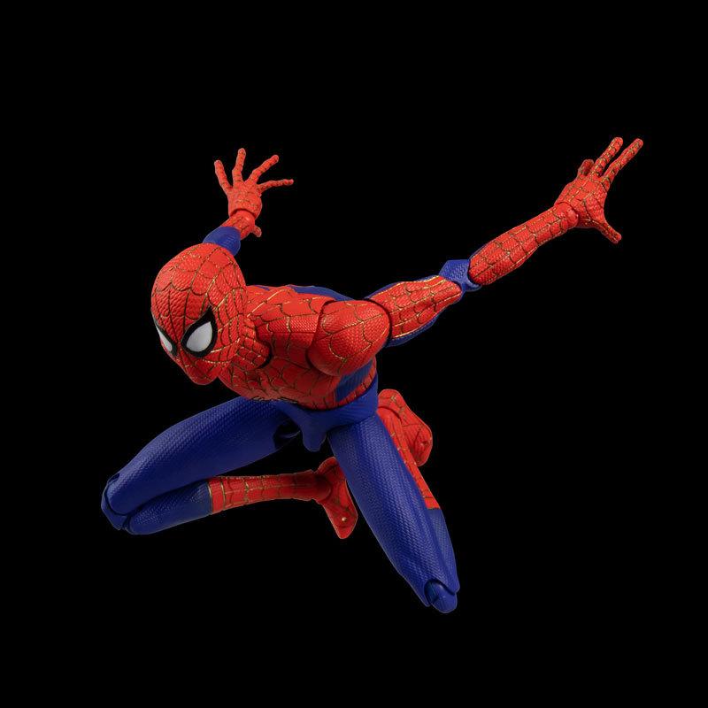 スパイダーマン:スパイダーバース SVアクション ピーター・B・ パーカースパイダーマン アクションフィギュアFIGURE-128356_10