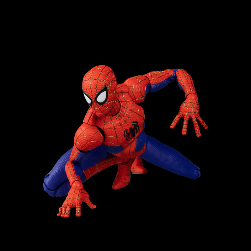 スパイダーマン:スパイダーバース SVアクション ピーター・B・ パーカースパイダーマン アクションフィギュアFIGURE-128356_11