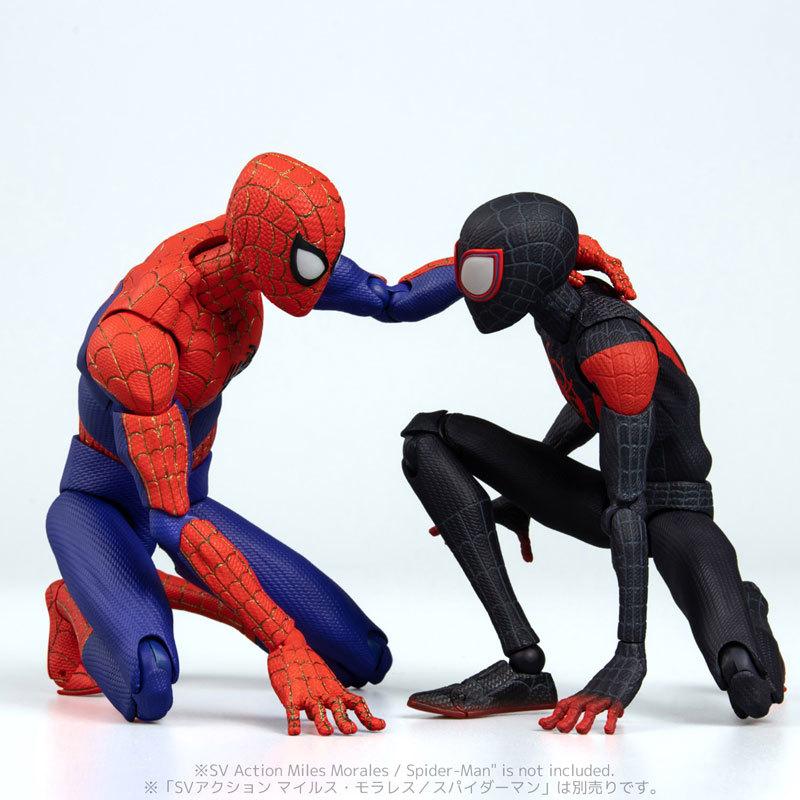 スパイダーマン:スパイダーバース SVアクション ピーター・B・ パーカースパイダーマン アクションフィギュアFIGURE-128356_12